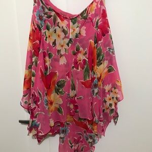 Lauren Ralph Lauren silk skirt